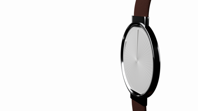 A watch designed in 1995
