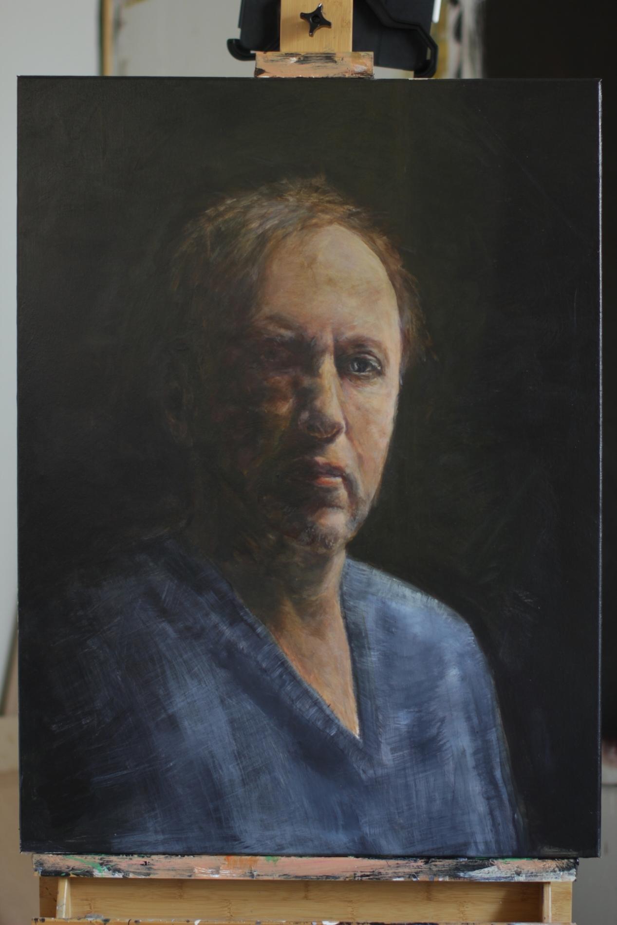 Jeroen-Self-Portrait. ©Jeroen Carelse