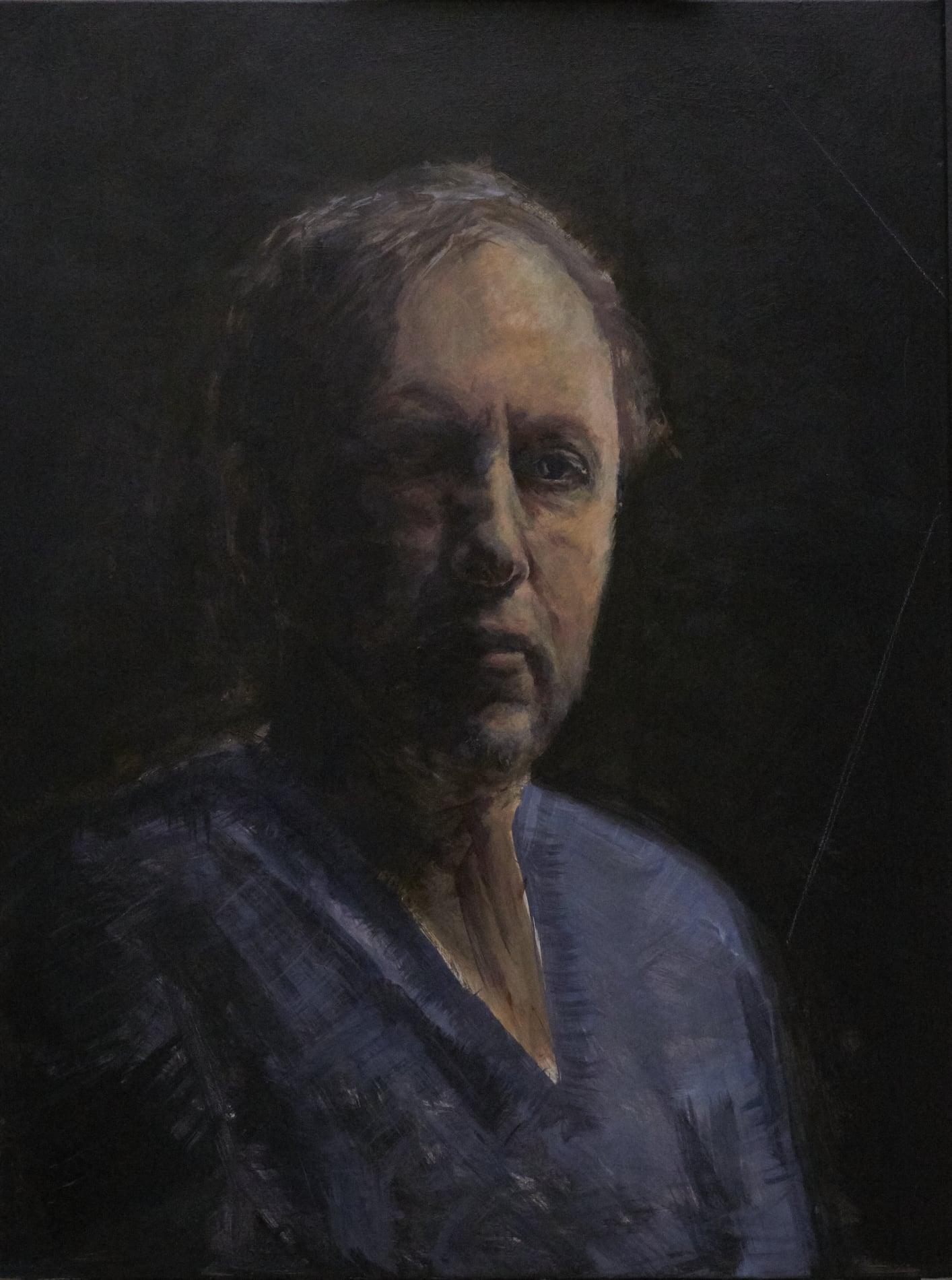 Jeroen Self Portrait - Process-13. ©Jeroen Carelse