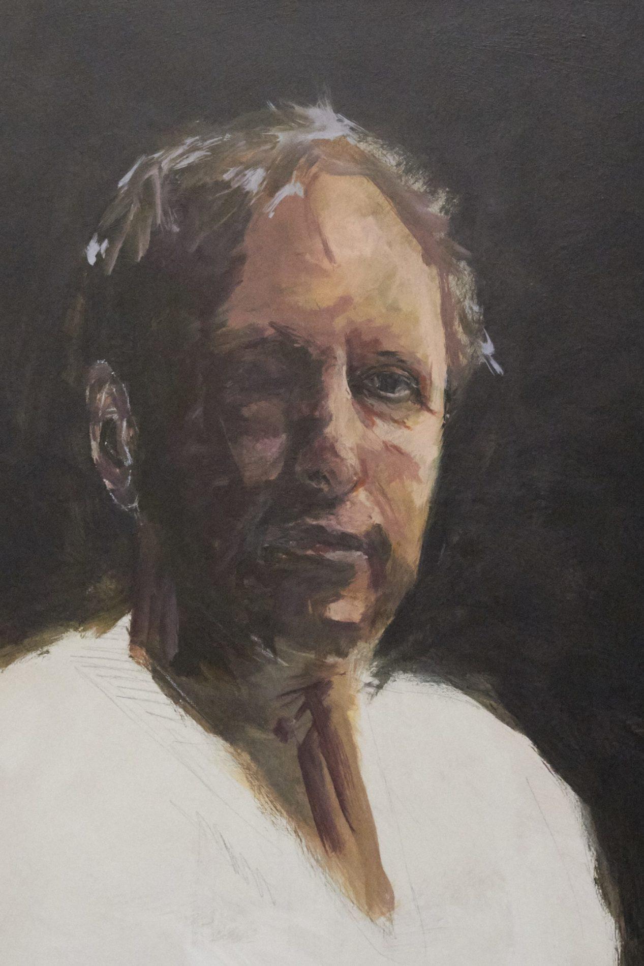 Jeroen Self Portrait - Process-6.©Jeroen Carelse